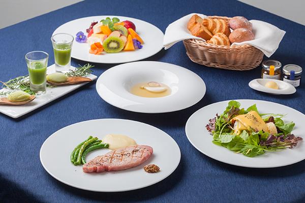 日替わりで洋食・和食をご用意いたしております。