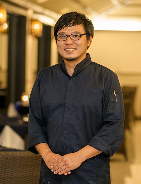 料理長の紹介文■