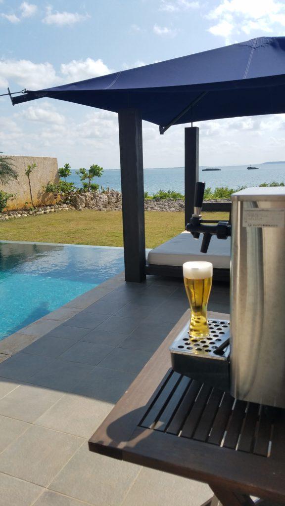 ご宿泊のお客様限定 ビールサーバー飲み放題プラン